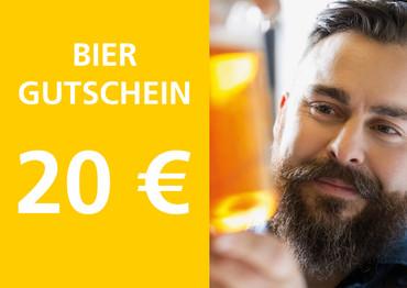 Geschenkgutschein 20,- €