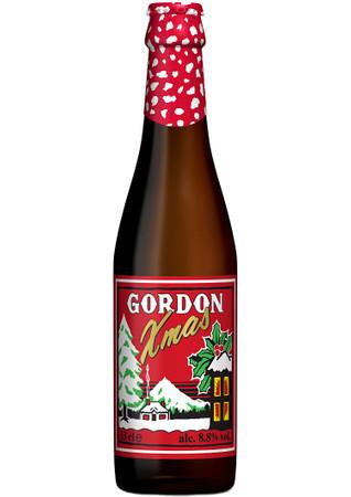 Gordon Xmas 0,33 l - nur saisonal verfügbar