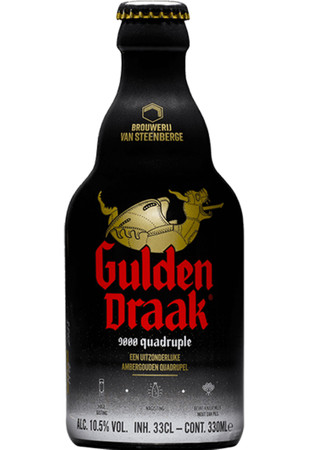 Gulden Draak 9000 Quadruple 0,33 l Mw
