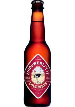 Brouwerij Tij Columbus Bio 0,33 l