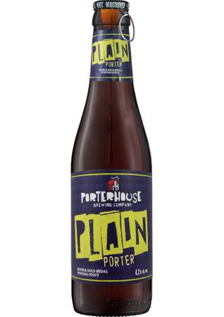 Porterhouse Plain Porter 0,33 l