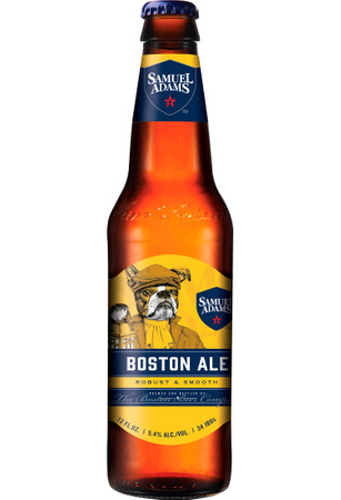 Samuel Adams Boston Ale 0,35 l
