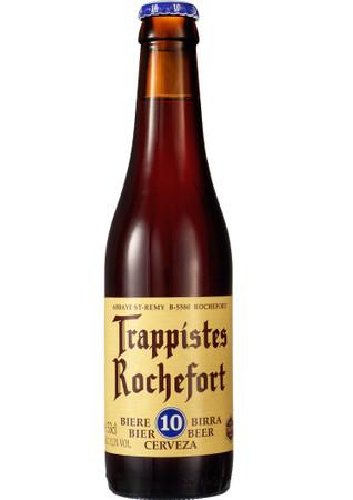 Trappistes Rochefort 10° 0,33 l Mw