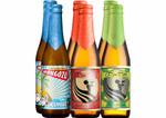 Exotisches Bier Paket Afrika mit 6 Bierflaschen 001