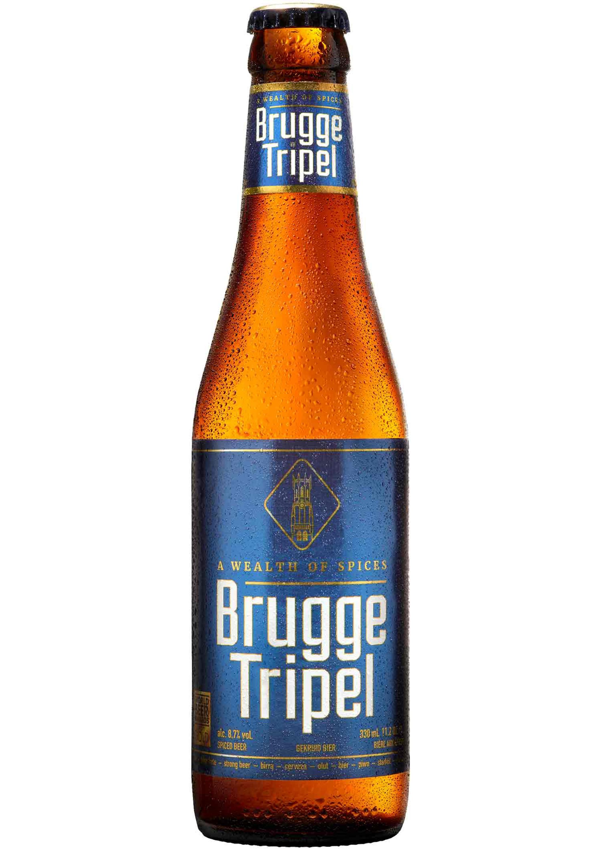 Brugge Tripel 0,33 l