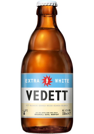 Vedett Extra White 0,33 l Mw