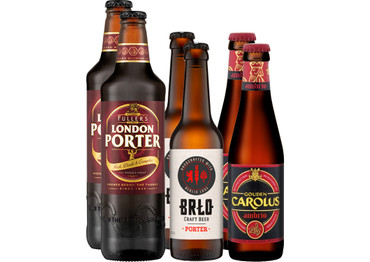 Bier Grill-Paket Gemüsespieße mit 6 Bierflaschen