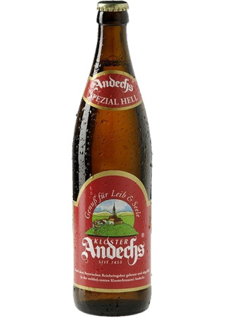 Andechs Spezial Hell 0,5 l Mw