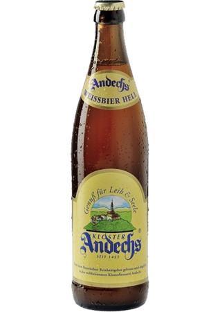 Andechs Weißbier Hell 0,5 l Mw