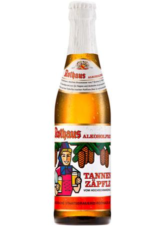 Rothaus Alkoholfrei Tannenzäpfle 0,33 l