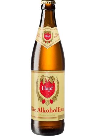 Hopf Hell Weiße Die Alkoholfreie 0,5 l