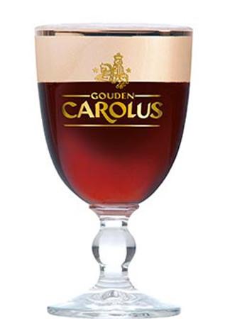 Bierglas Gouden Carolus 0,25 l