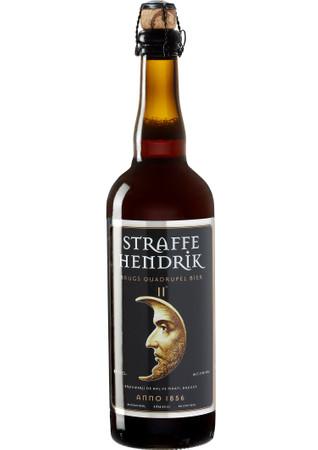 Straffe Hendrik Quadrupel 0,75 l
