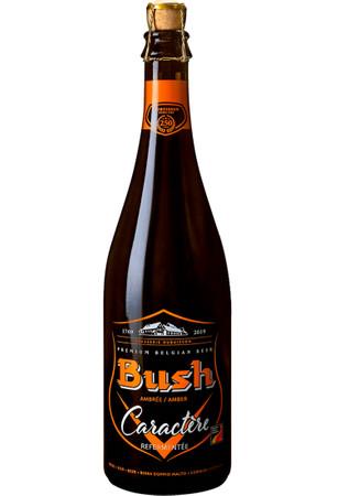 Bush Caractere Ambree 0,75 l