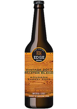 Edge Brewing Vintage 2017 Master Blend Bourbon B.A. 0,33 l