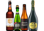 Spritziges exklusives Bier Paket mit 4 Bieren 001