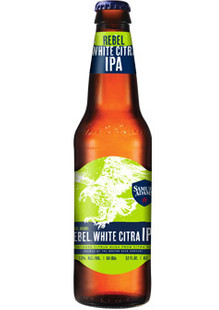 Samuel Adams Rebel White Citra IPA 0,35 l