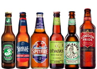 Hochzeits Bier Paket Prinz Harry & Meghan Markle mit 6 Bieren