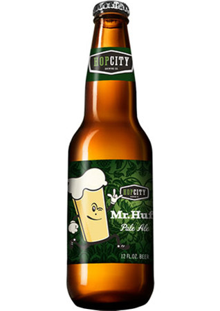 Hopcity Mr. Huff Pale Ale 0,33 l