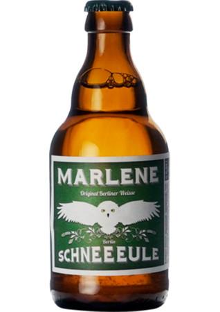 Schneeeule Marlene 0,33 l