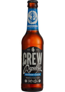 Crew Drunken Sailor 0,33 l MHD 5/18