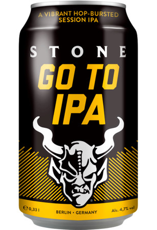 Stone Go To Session IPA 0,33 l