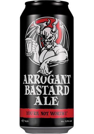 Stone Arrogant Bastard Ale 0,5 l