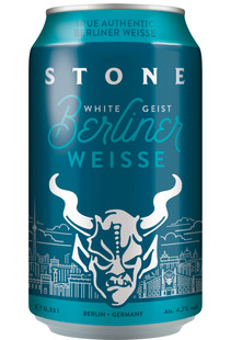 Stone White Ghost Berliner Weisse 0,33 l