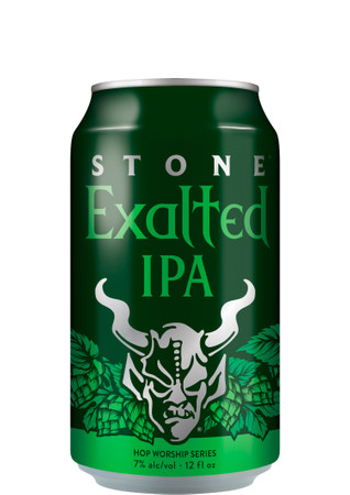 Stone Exalted IPA 0,33 l