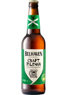 Belhaven Craft Pilsner 0,33 l