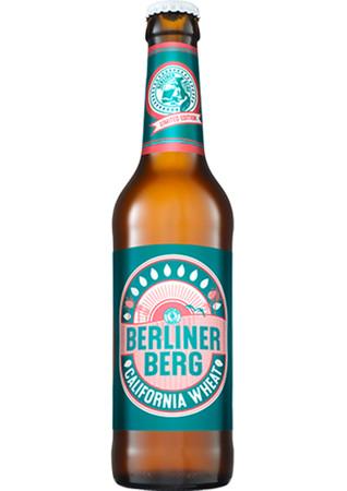 Berliner Berg California Wheat 0,33 l MHD 6/18