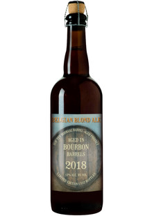 Hof ten Dormaal Oak Aged Blond Burbon 0,75 l