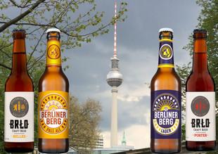 Bierverkostung: Bierwelt Berlin - kreative Kleinbrauer aus der Hauptstadt am 22. September 2018