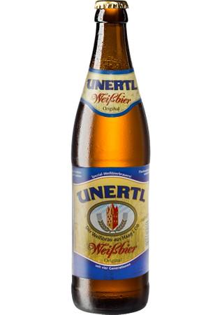Unertl Weißbier Original 0,5 l Mw