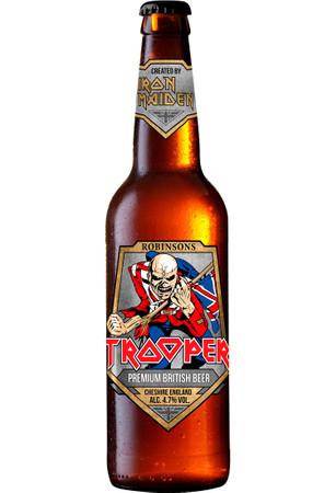 Iron Maiden Trooper Ale 0,33 l