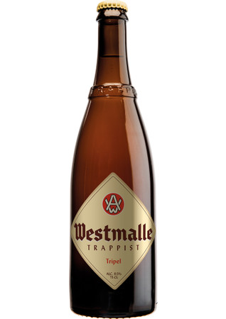 Westmalle Trappist Tripel 0,75 l Mw