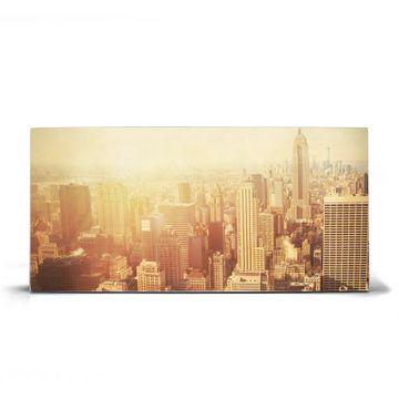 Magnettafel silber Querformat Manhattan 2