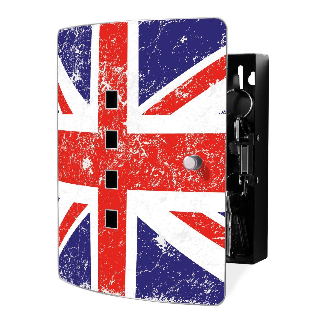 Schlüsselkasten Motiv Great Britain