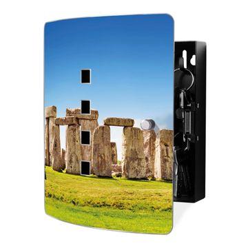 Schlüsselkasten Motiv Stonehenge