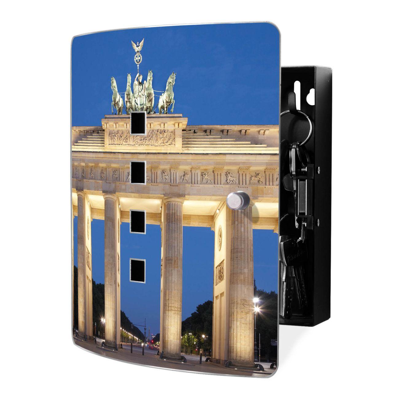 Schlüsselkasten Motiv Brandenburger Tor 2