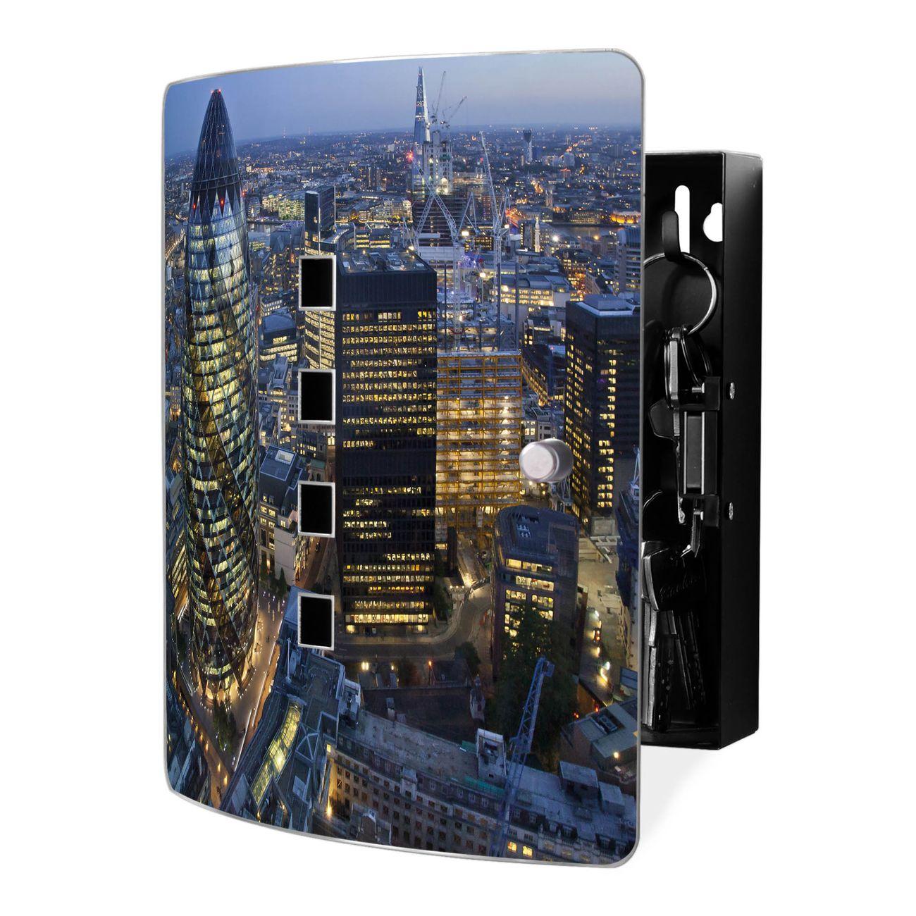 Schlüsselkasten Motiv City Of London