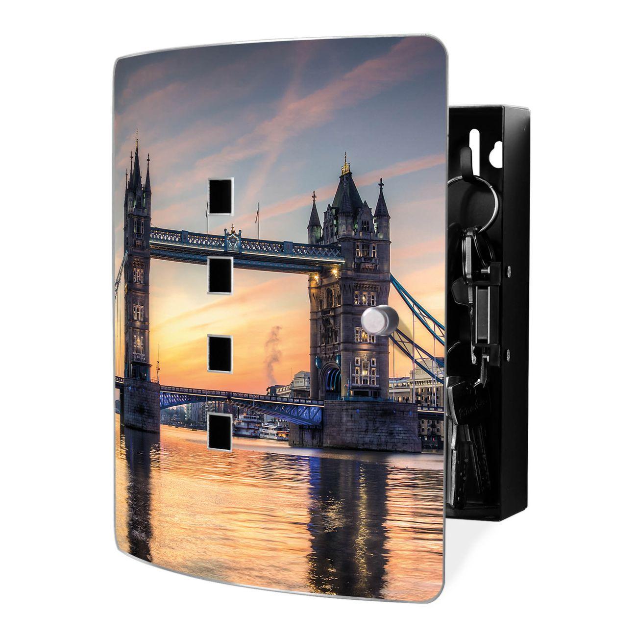 Schlüsselkasten Motiv Tower Bridge