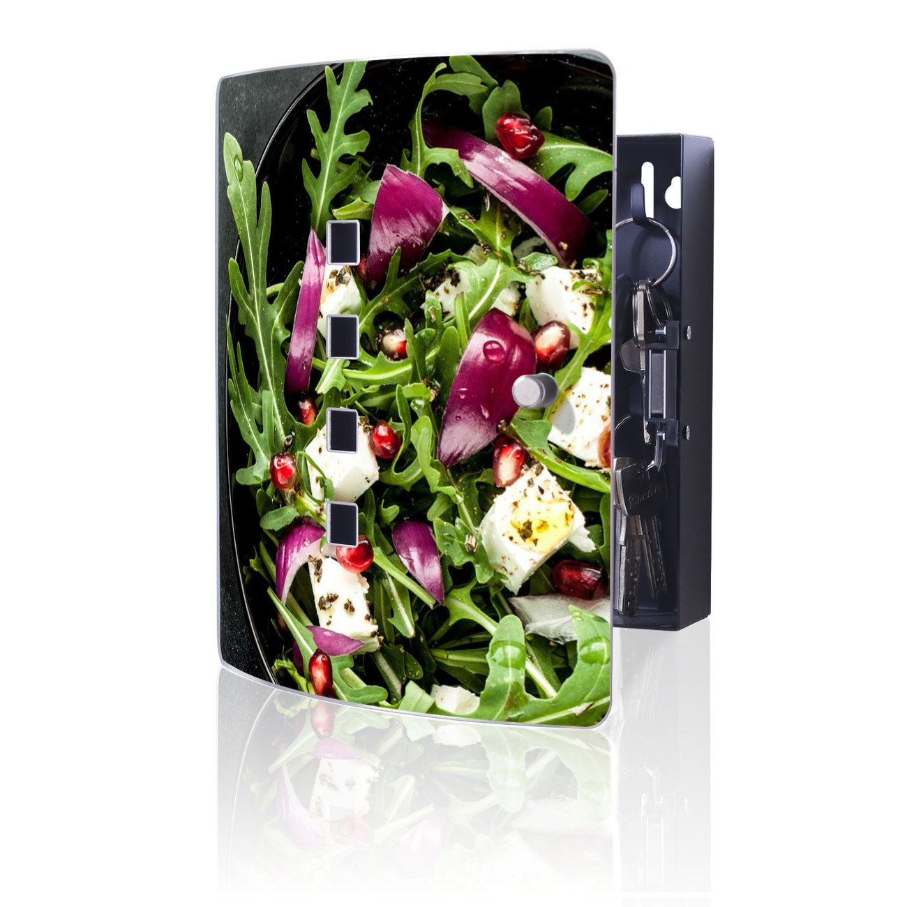 Schlüsselkasten Motiv Salat