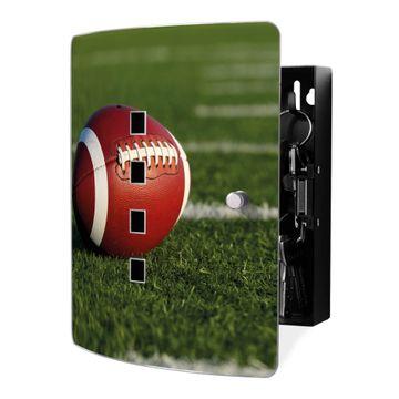 Schlüsselkasten Motiv Football