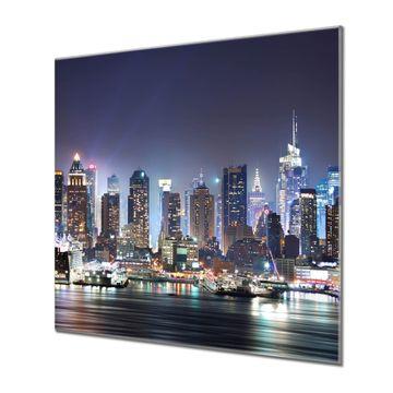 Küchenrückwand Glas Motiv New York