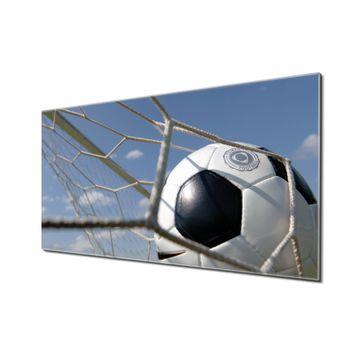 Küchenrückwand Glas Motiv Fußball