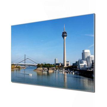 Küchenrückwand Glas Motiv Düsseldorf