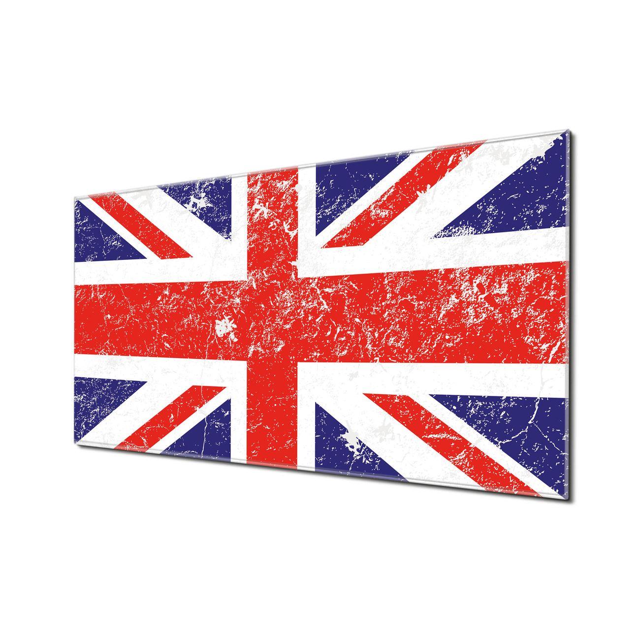 Küchenrückwand Glas Motiv Great Britain