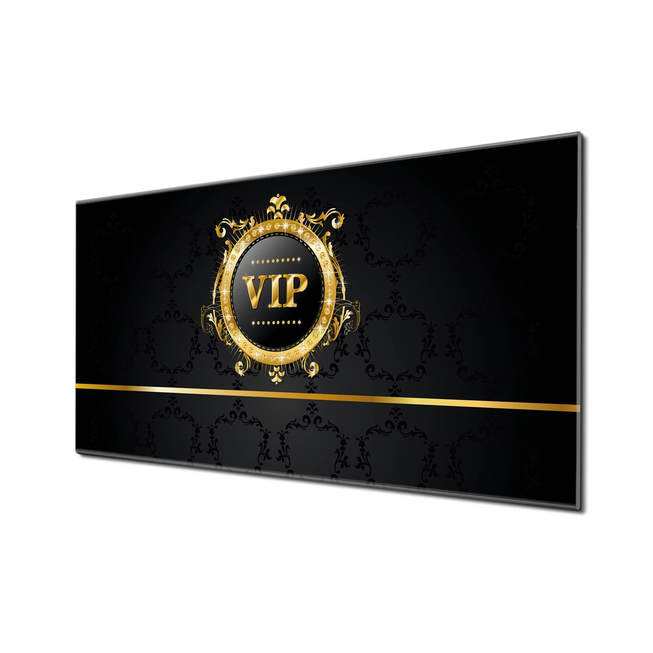 Küchenrückwand Glas Motiv VIP