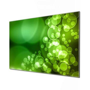 Küchenrückwand Glas Motiv Lichtspiel